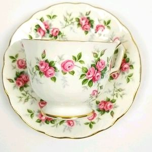 Vintage Aynsley Tea Cup & Saucer